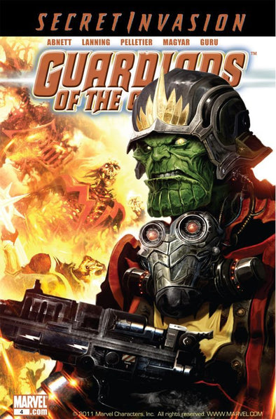 Guardians of the Galaxy (2008) #04