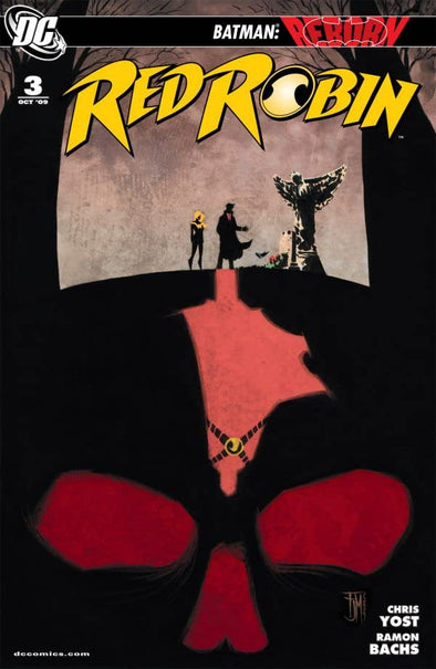 Red Robin (2009) #03
