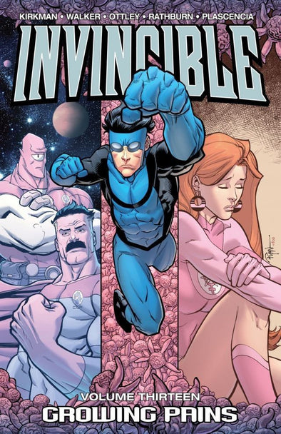 Invincible TP Vol. 13: Growing Pains