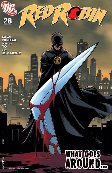 Red Robin (2009) #26