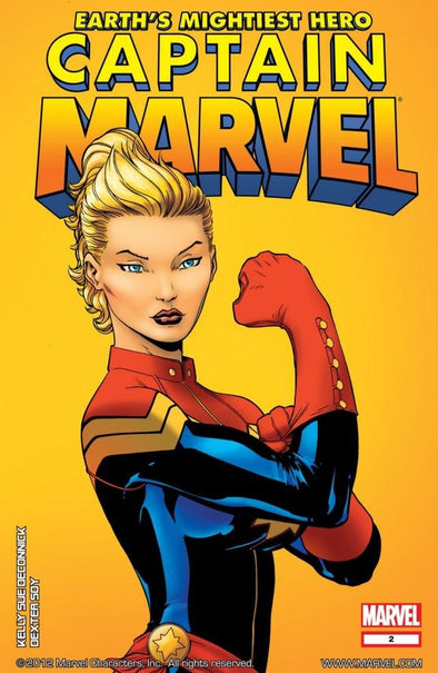 Captain Marvel (2012) #02