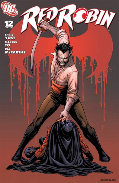 Red Robin (2009) #12