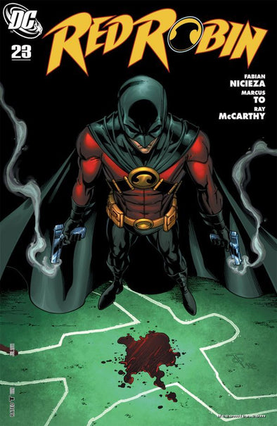 Red Robin (2009) #23