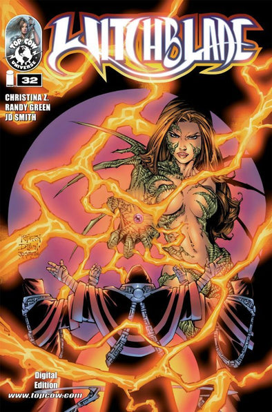 Witchblade (1995) #032