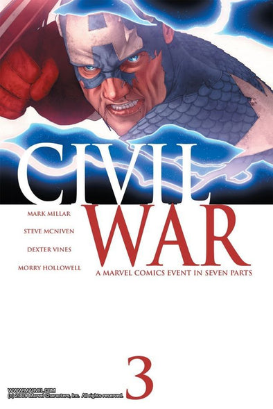 Civil War (2006) #03