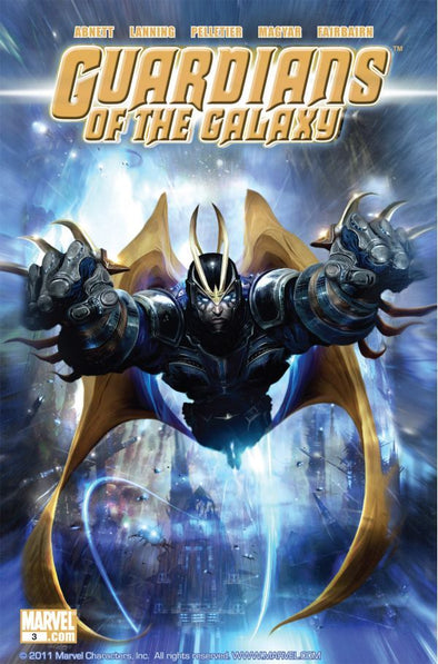 Guardians of the Galaxy (2008) #03
