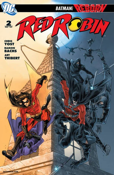 Red Robin (2009) #02