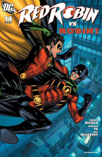 Red Robin (2009) #14