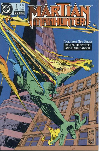Martian Manhunter (1988) #01