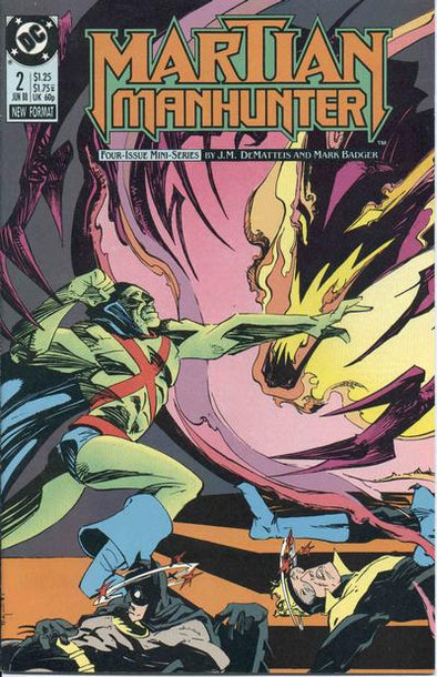 Martian Manhunter (1988) #02