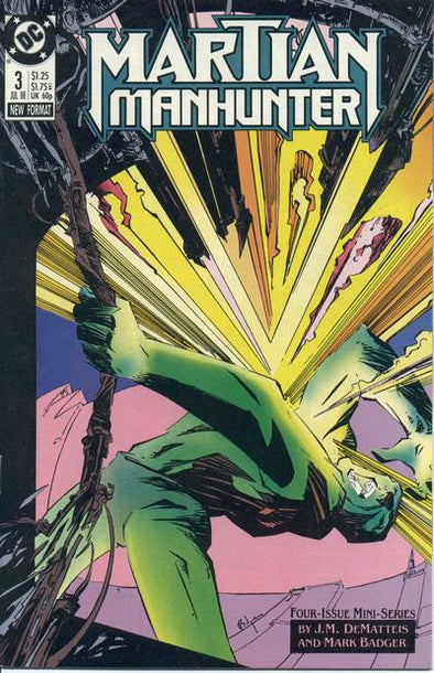 Martian Manhunter (1988) #03