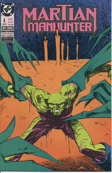 Martian Manhunter (1988) #04