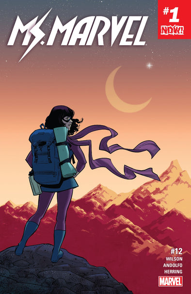 Ms. Marvel (2015) #12