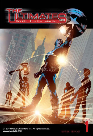 Ultimates (2001) #01