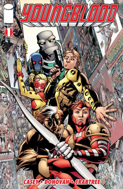 Youngblood (2008) #01