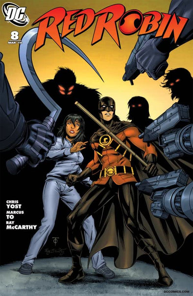 Red Robin (2009) #08