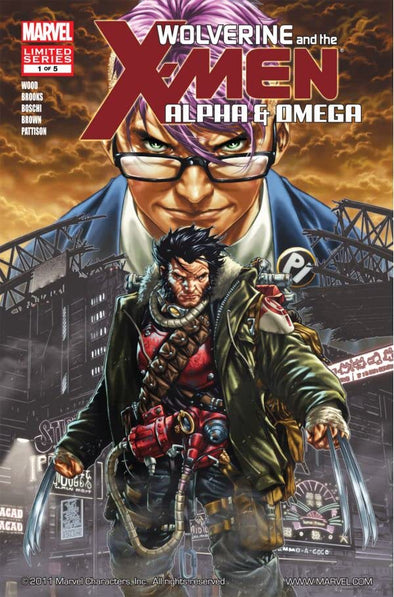 Wolverine and the X-Men Alpha and Omega (2012) #01 (of 5)