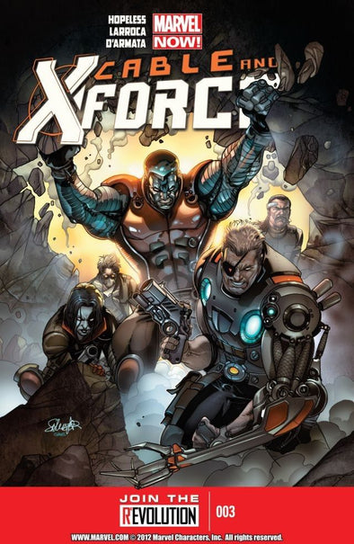 Cable & X-Force (2012) #03