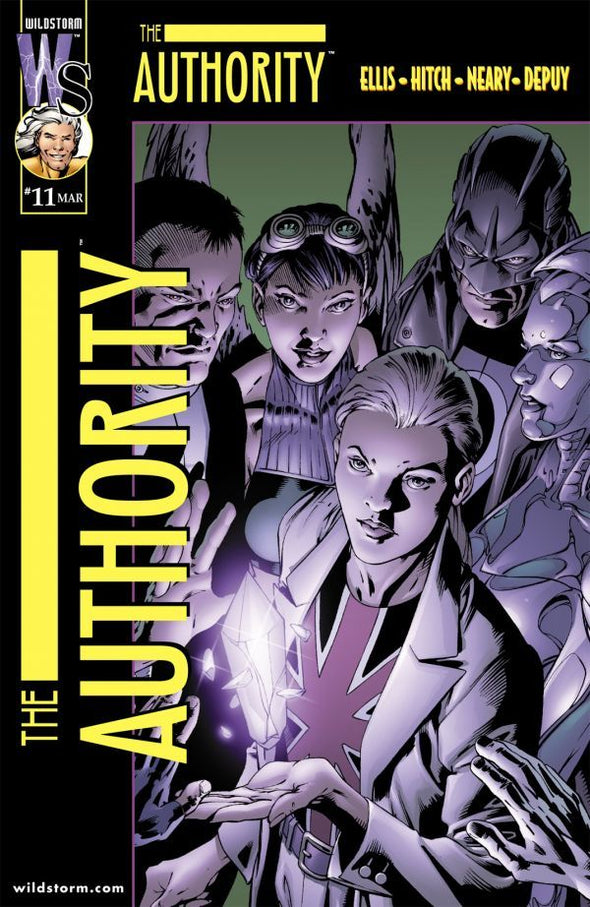 Authority (1999) #11