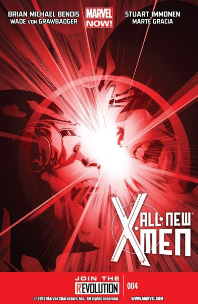 All-New X-Men (2012) #04