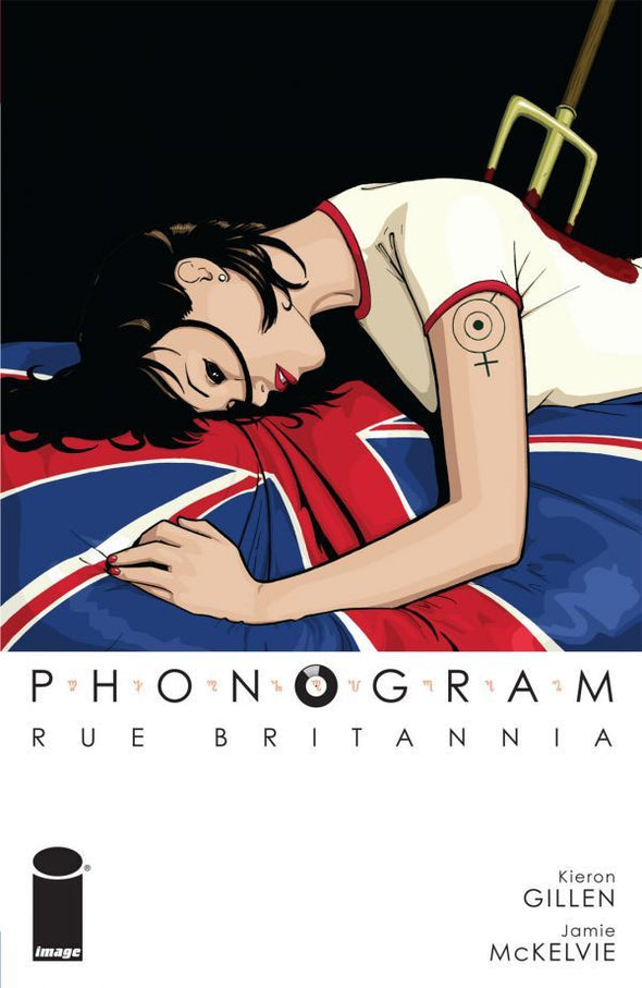 Phonogram TP Vol. 01: Rue Britannia