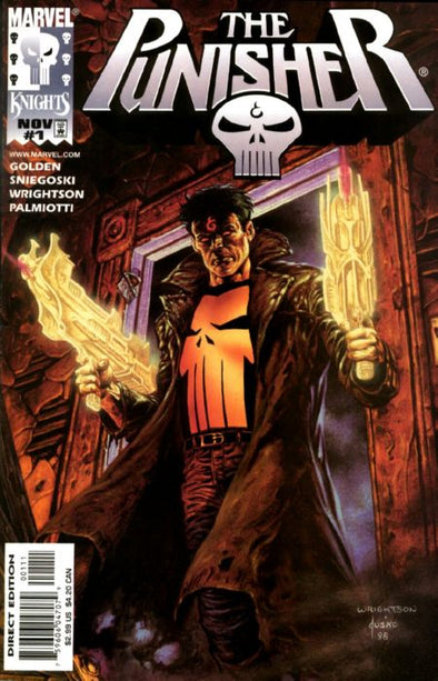 Punisher (1998) #01