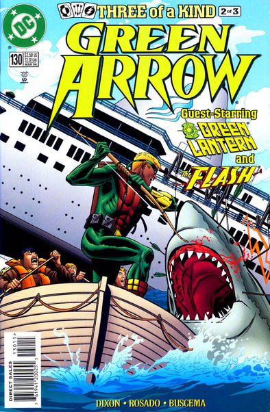 Green Arrow (1988) #130