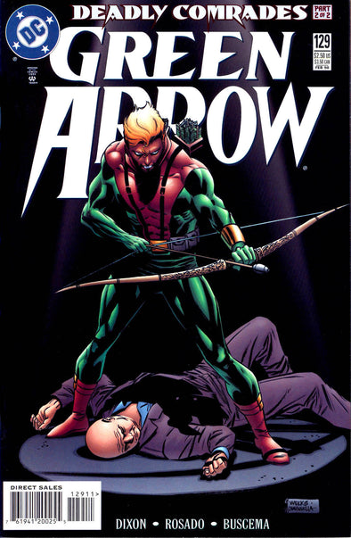 Green Arrow (1988) #129