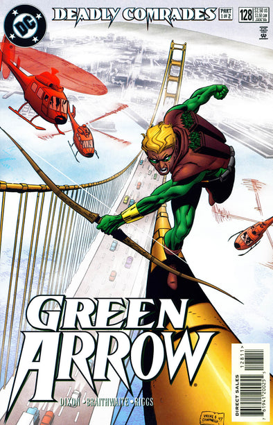 Green Arrow (1988) #128