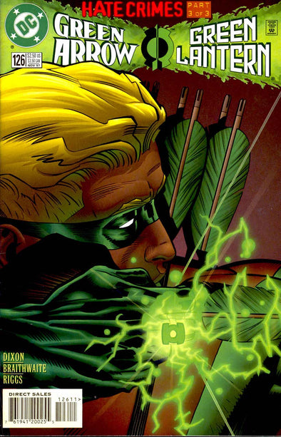 Green Arrow (1988) #126