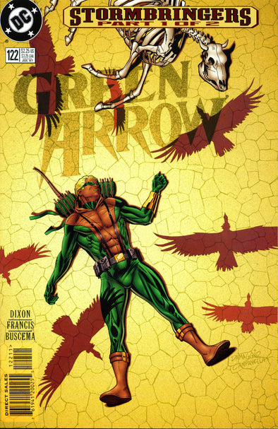 Green Arrow (1988) #122