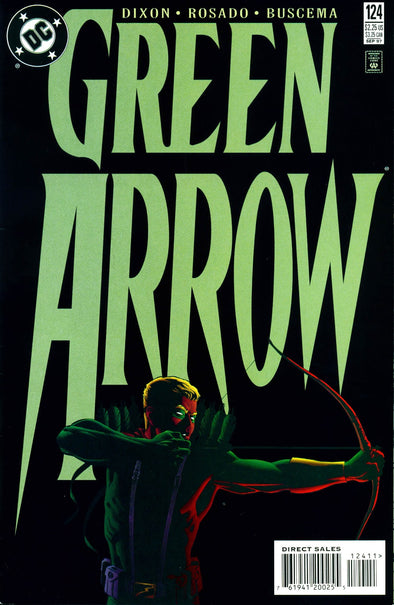Green Arrow (1988) #124