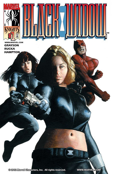 Black Widow (2001) #01