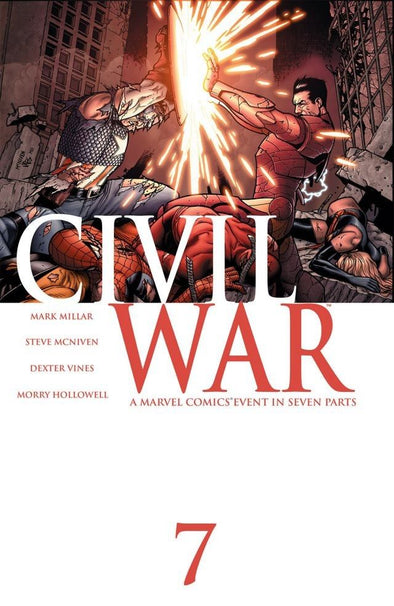 Civil War (2006) #07