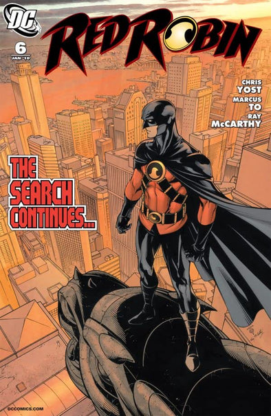 Red Robin (2009) #06