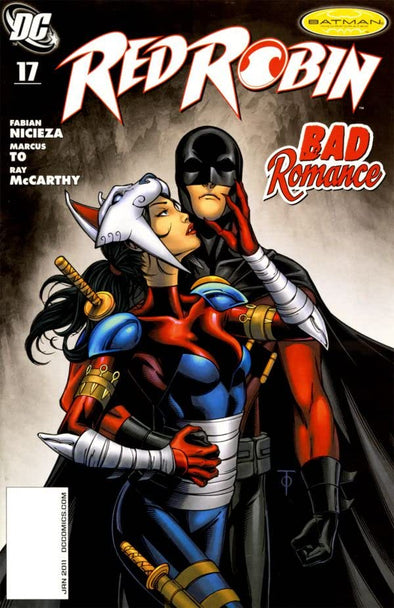 Red Robin (2009) #17