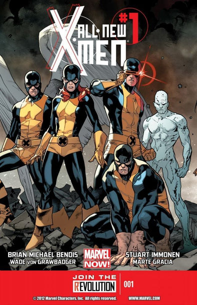 All-New X-Men (2012) #01