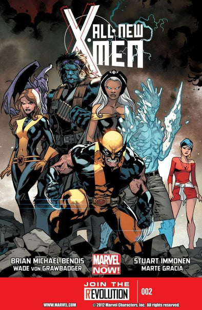 All-New X-Men (2012) #02
