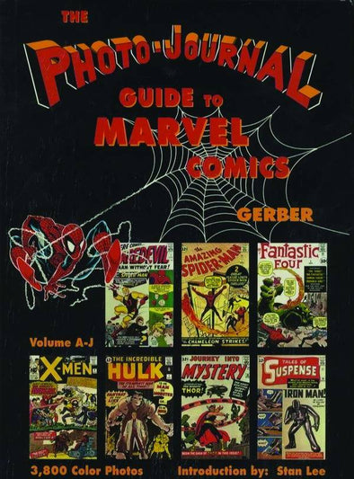 Photo Journal Guide to Marvel Comics HC Vol. 3 (A-J)