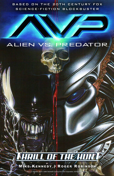 Aliens vs. Predator TP Vol. 01: Thrill of the Hunt