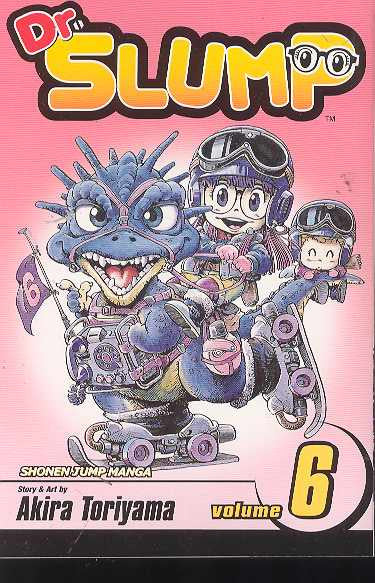 Dr. Slump TP Vol. 06