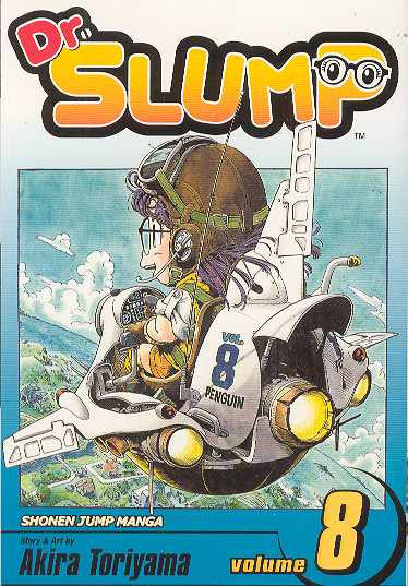 Dr. Slump TP Vol. 08