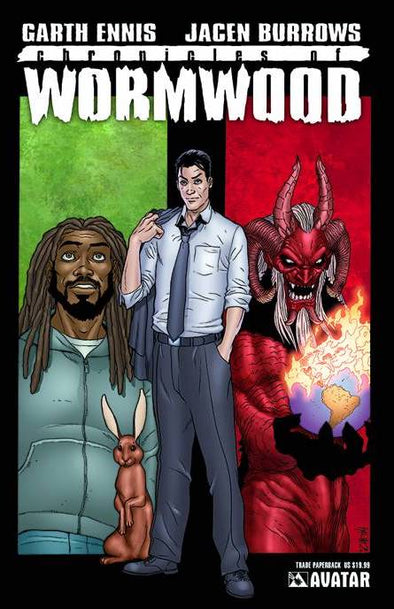Chronicles of Wormwood TP