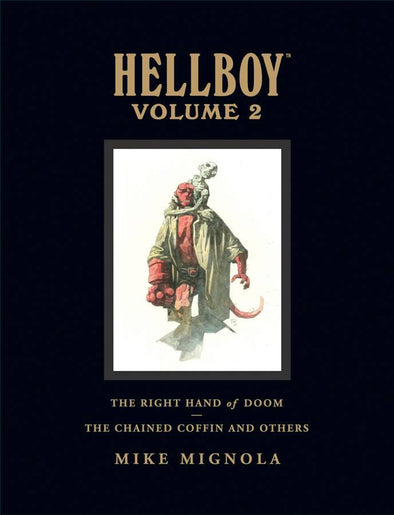 Hellboy Library HC Vol. 02: The Chained Coffin