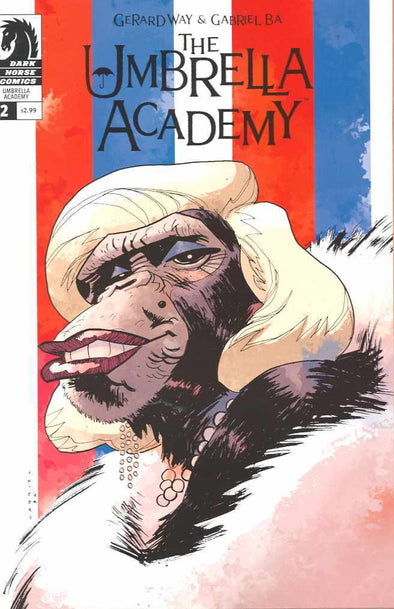 Umbrella Academy: Dallas (2008) #02