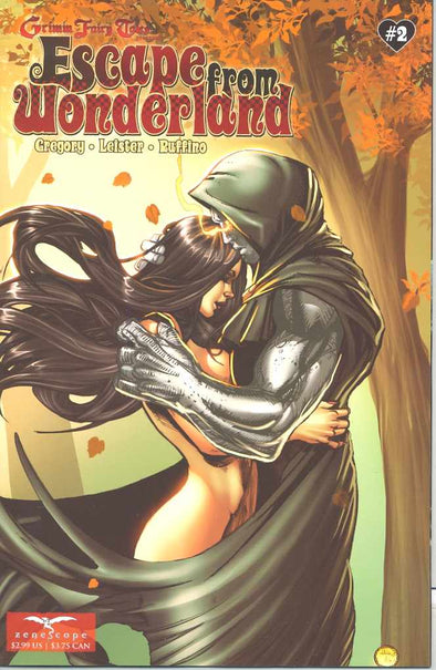 Escape from Wonderland (2009) #02 (of 6)