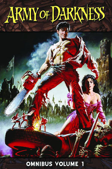 Army of Darkness Omnibus TP Vol. 01