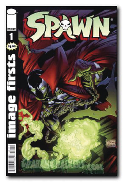 Image Firsts: Spawn #01