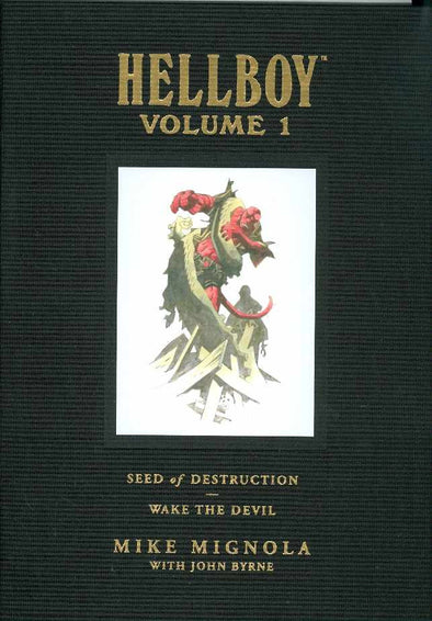 Hellboy Library HC Vol. 01: Seed of Destruction