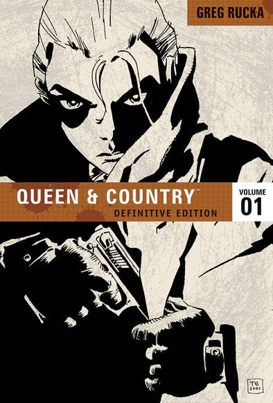 Queen & Country: Definitive ED TP Vol. 01